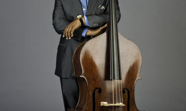 Christian McBride photographed by Chi Modu