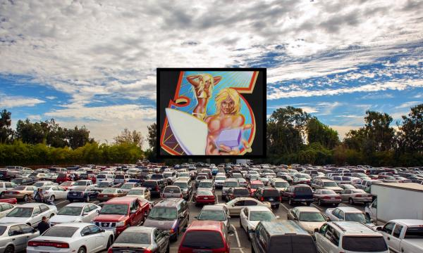 SHACC Drive-In Movie Night