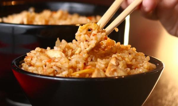 RA Sushi's RA'ckin Fried Rice