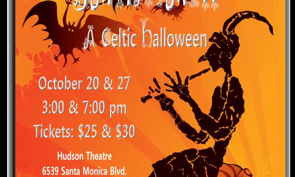 Samhain, a Celtic Halloween
