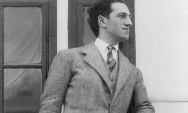 Geaorge Gershwin