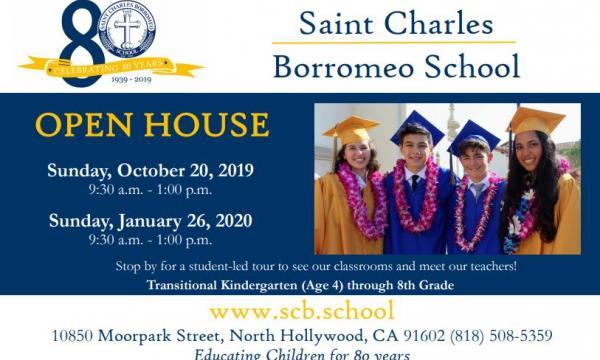 St. Charles Borromeo School Tour