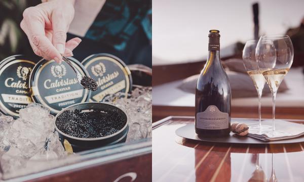 An Evening Tasting with Ca' del Bosco & Calvisius Caviar
