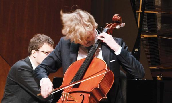 Tate Zawadiuk Cello