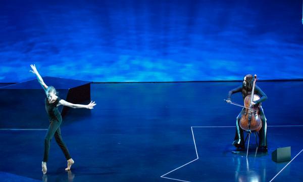 Wendy Whelan and Maya Beiser