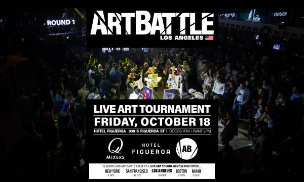 Art Battle Los Angeles