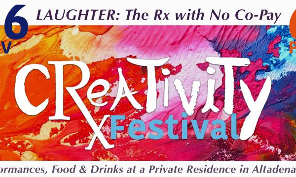 The 4th CRxEATIVITY Festival