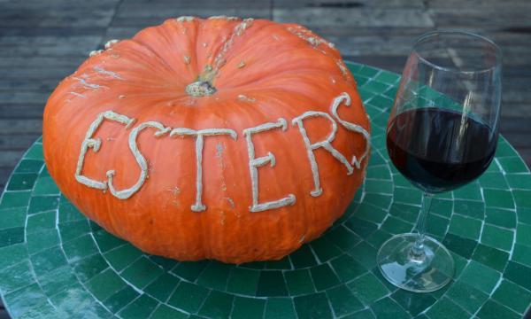 Halloween at Esters Wine Shop & Bar