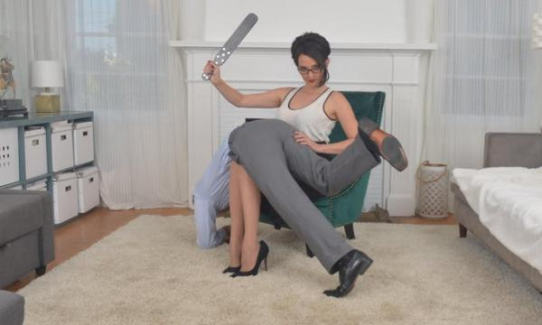 How to Dominate Men with SPANKING, PADDLING and DOMESTIC DISCIPLINE!