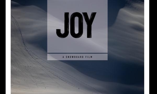 JOY, A Snowboard Film, Featuring Red Gerard, Hollywood World Premiere