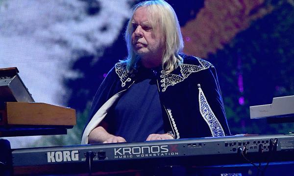 Main image for event titled Rick Wakeman