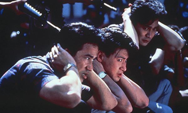 Director John Woo In Person!