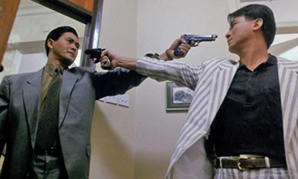 Double Feature! Director John Woo In Person!