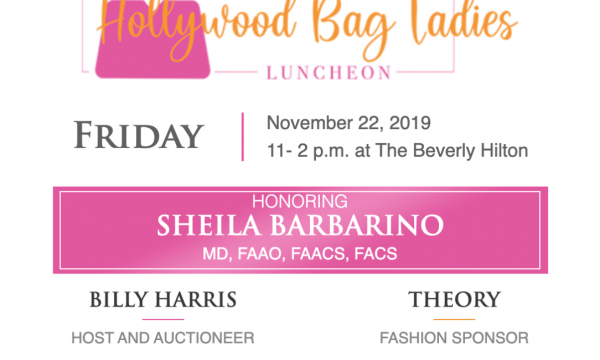 Lupus LA's Hollywood Bag Ladies Luncheon