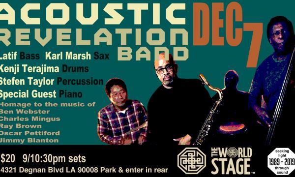 Acoustic Revelation Band