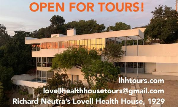 Tour the iconic Lovell Health House