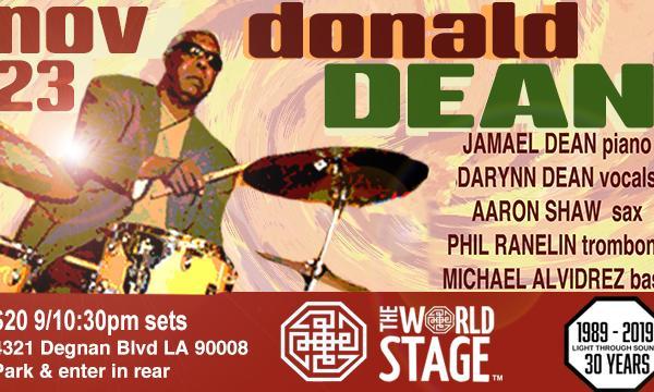 Donal Dean and Ensemble