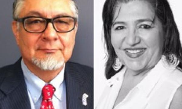 """""""The Art of Data"""" Discussion Brings Together Noted Researcher David Hayes-Bautista, PhD and Artist Linda Vallejo to Exchange Ideas and Insights, Thursday, November 14"""