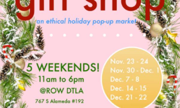 Gift Shop Flyer