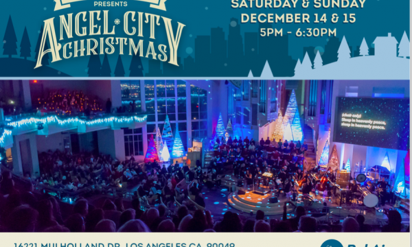 Angel City Christmas: Concert with Live Orchestra, Choir & Special Guest Artists