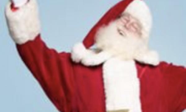 Photos with Santa at Santa Monica Place