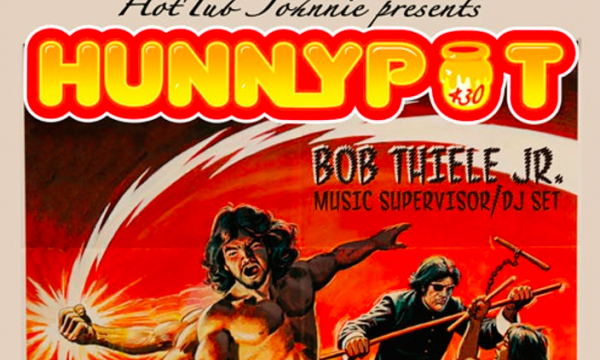 Main image for event titled HUNNYPOT LIVE AT THE MINT
