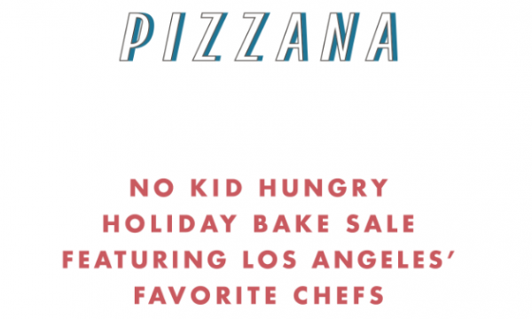 Main image for event titled No Kid Hungry Holiday Bake Sale feat. Los Angeles's Favorite Chefs