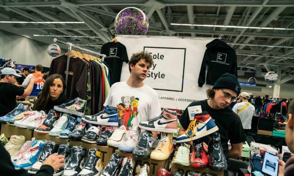 Sneaker Con Los Angeles