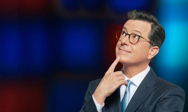 Come to our show! Comics from Colbert!