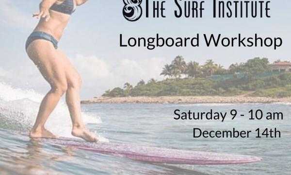 Carla Zamora X Traveler Surf Club Workshop