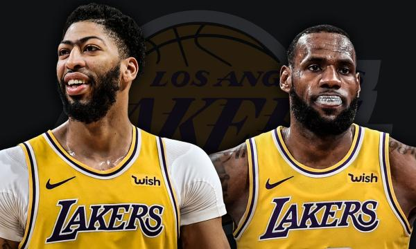 Main image for event titled Los Angeles Lakers vs New Orleans Pelicans