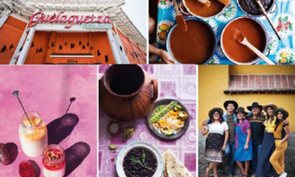 Main image for event titled Lucques Cook Book Supper featuring Bricia Lopez of Guelaguetza