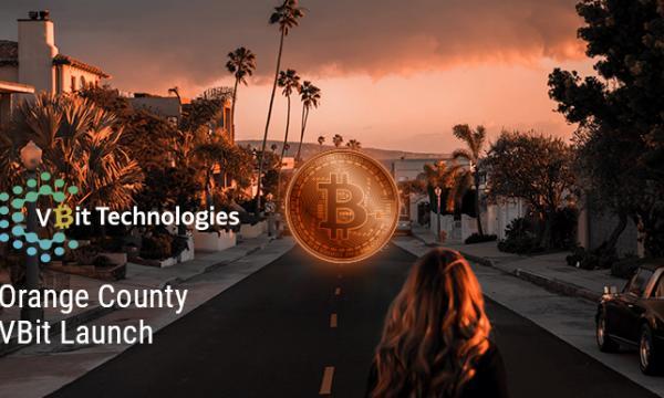Orange County VBit Launch