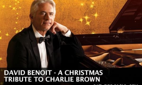 Main image for event titled David Benoit - A Christmas Tribute to Charlie Brown