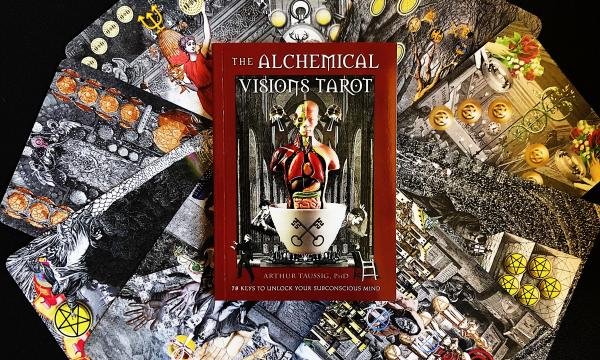 The Alchemical Visions Tarot - Deck