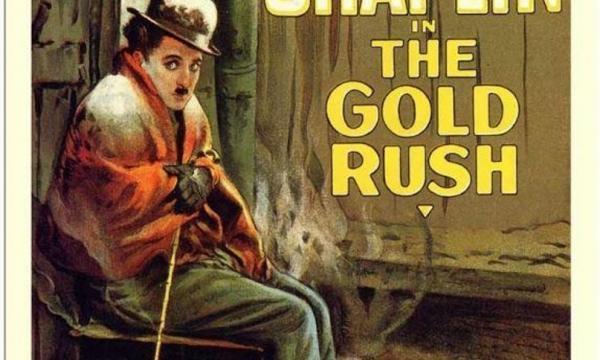 Charlie Chaplin THE GOLD RUSH