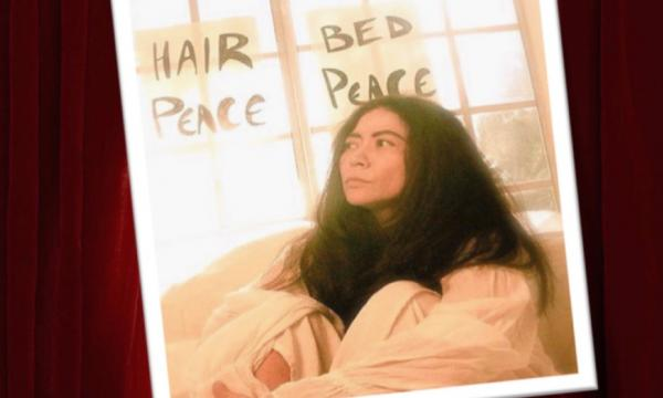 "Poster image for ""Dear Yoko"""