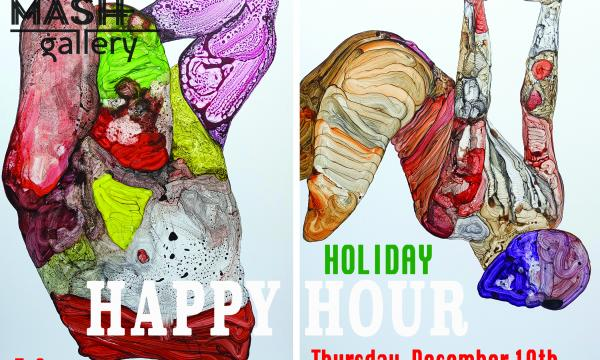 Mash Gallery Holiday Happy Hour