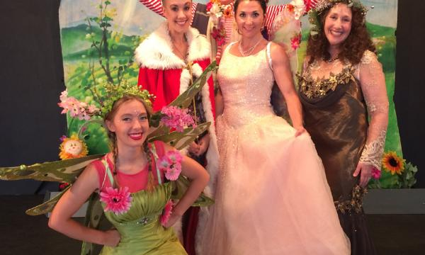 Join the Fairies with A Faery Hunt