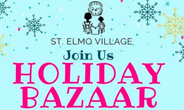 Main image for event titled St. Elmo Village Holiday Bazaar