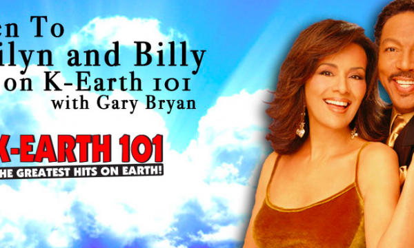 "Main image for event titled Marilyn McCoo & Billy Davis Jr. ""A Solid Gold Christmas"""