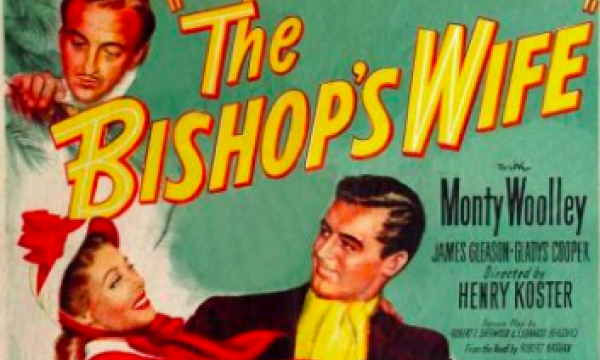 Main image for event titled THE BISHOP'S WIFE