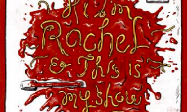 "Main image for event titled ""Hi I'm Rachel and This is My Show"" - Starring Rachel Bloom"
