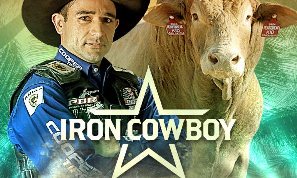 PBR Iron  Cowboy presented by Ariat.  February 7-8, 2020 at Staples Center.  Tickets on sale at AXS.com
