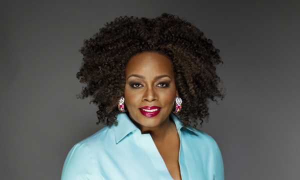 Main image for event titled Dianne Reeves: Christmas Time is Here