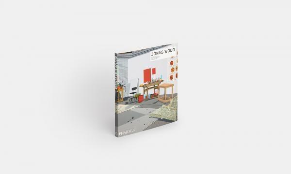 Image of monograph, credit: Jonas Wood by Mark Grotjahn, Helen Molesworth, Ian Alteveer. Phaidon, December 2019.