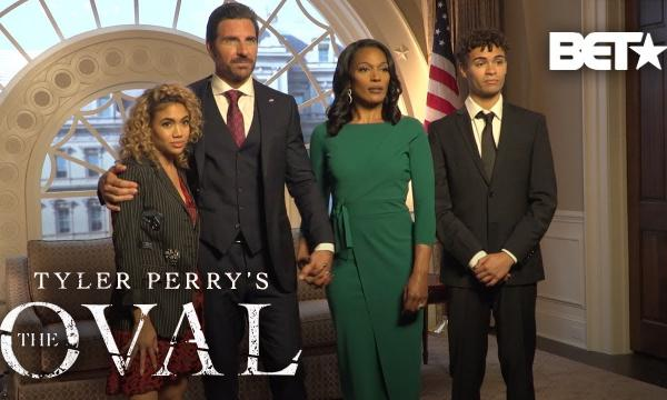 Main image for event titled An Evening with Tyler Perry's The Oval