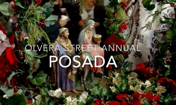 Main image for event titled Las Posadas at Olvera Street (THROUGH DEC. 24)