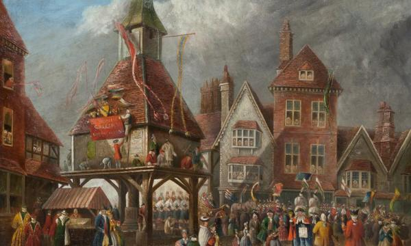 Shakespeare Jubilee 1769