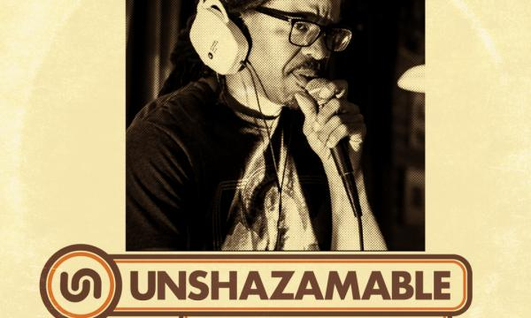UnShazamable with Burt Blackarach at Dynasty Typewriter